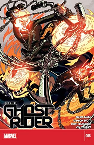 All-New Ghost Rider (2014-2015) #8