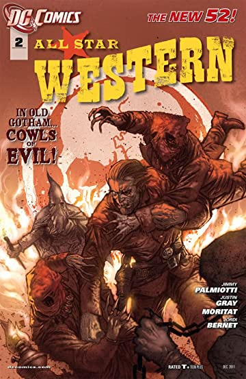 All Star Western (2011-2014) #2