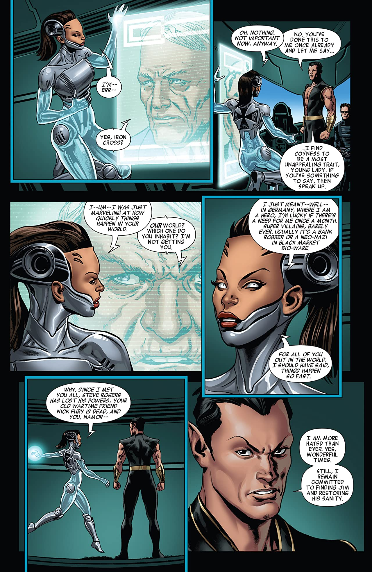 All-New Invaders (2014-2015) #11