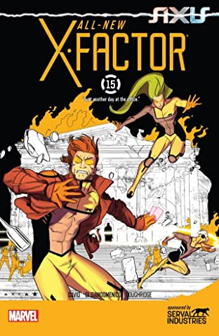 All-New X-Factor (2014-2015) No.15