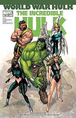Incredible Hulk (1999-2008) #109