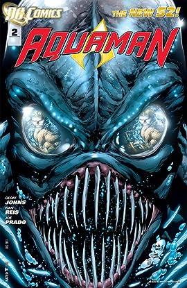Aquaman (2011-2016) #2