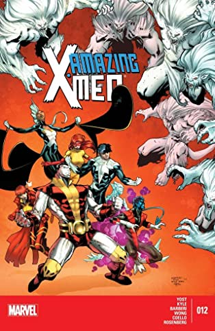 Amazing X-Men (2013-) #12