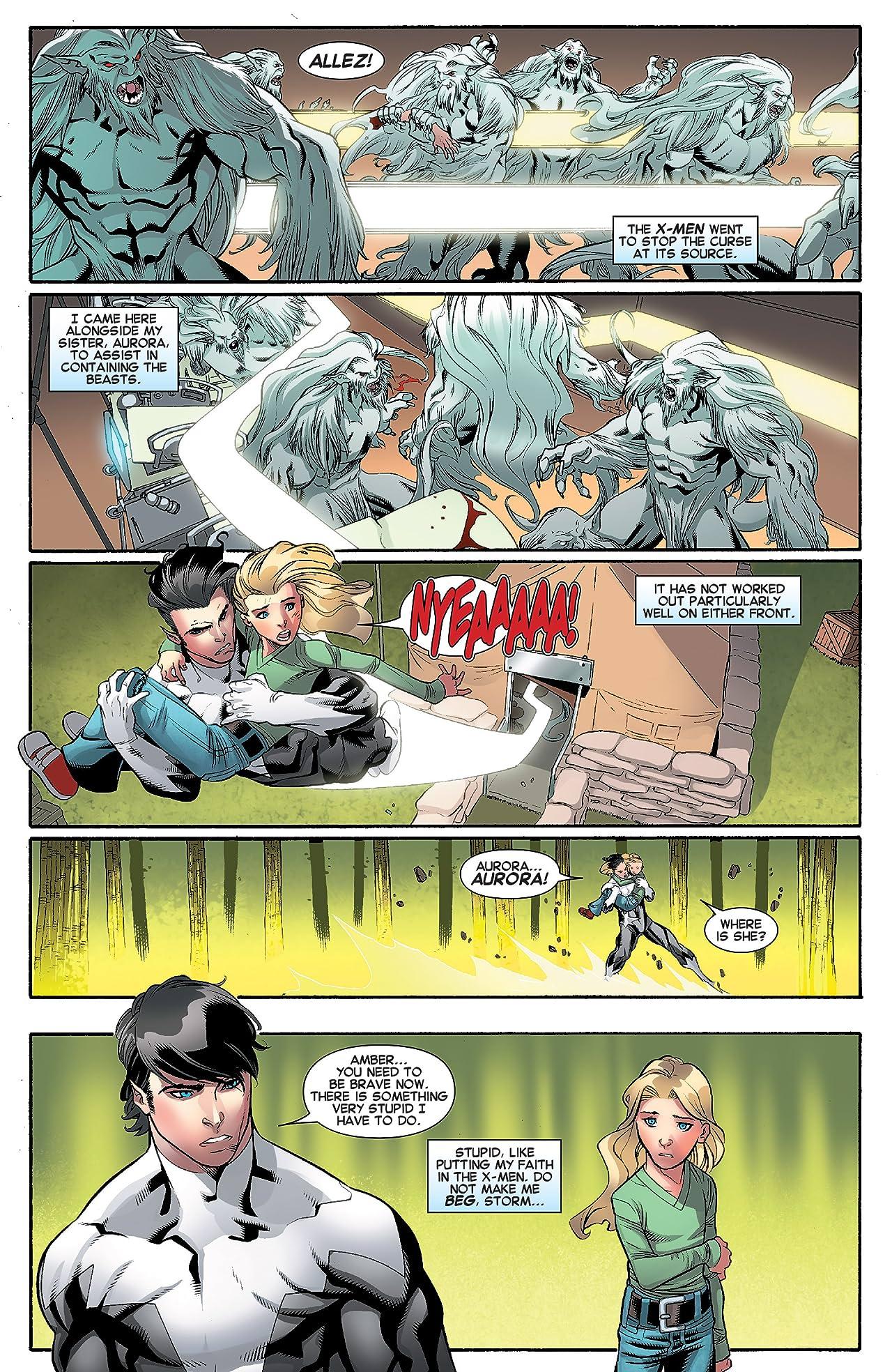 Amazing X-Men (2013-2015) #12
