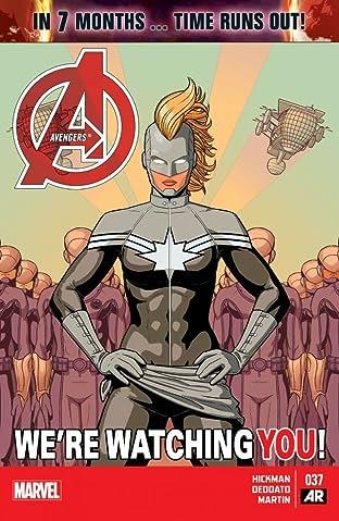 Avengers (2012-2015) No.37
