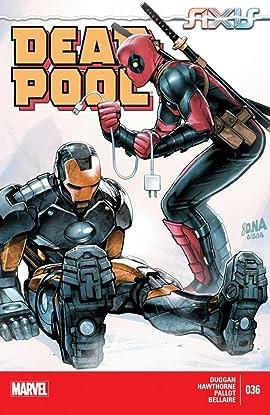 Deadpool (2012-2015) #36