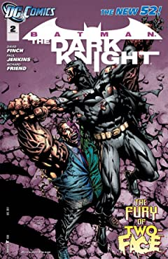 Batman: The Dark Knight (2011-2014) No.2