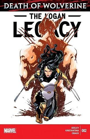 Death of Wolverine: The Logan Legacy No.2 (sur 7)