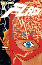 The Flash (2011-2016) #2