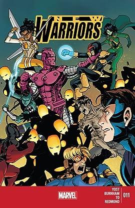 New Warriors (2014) #11