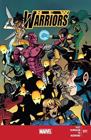 New Warriors (2014-) #11