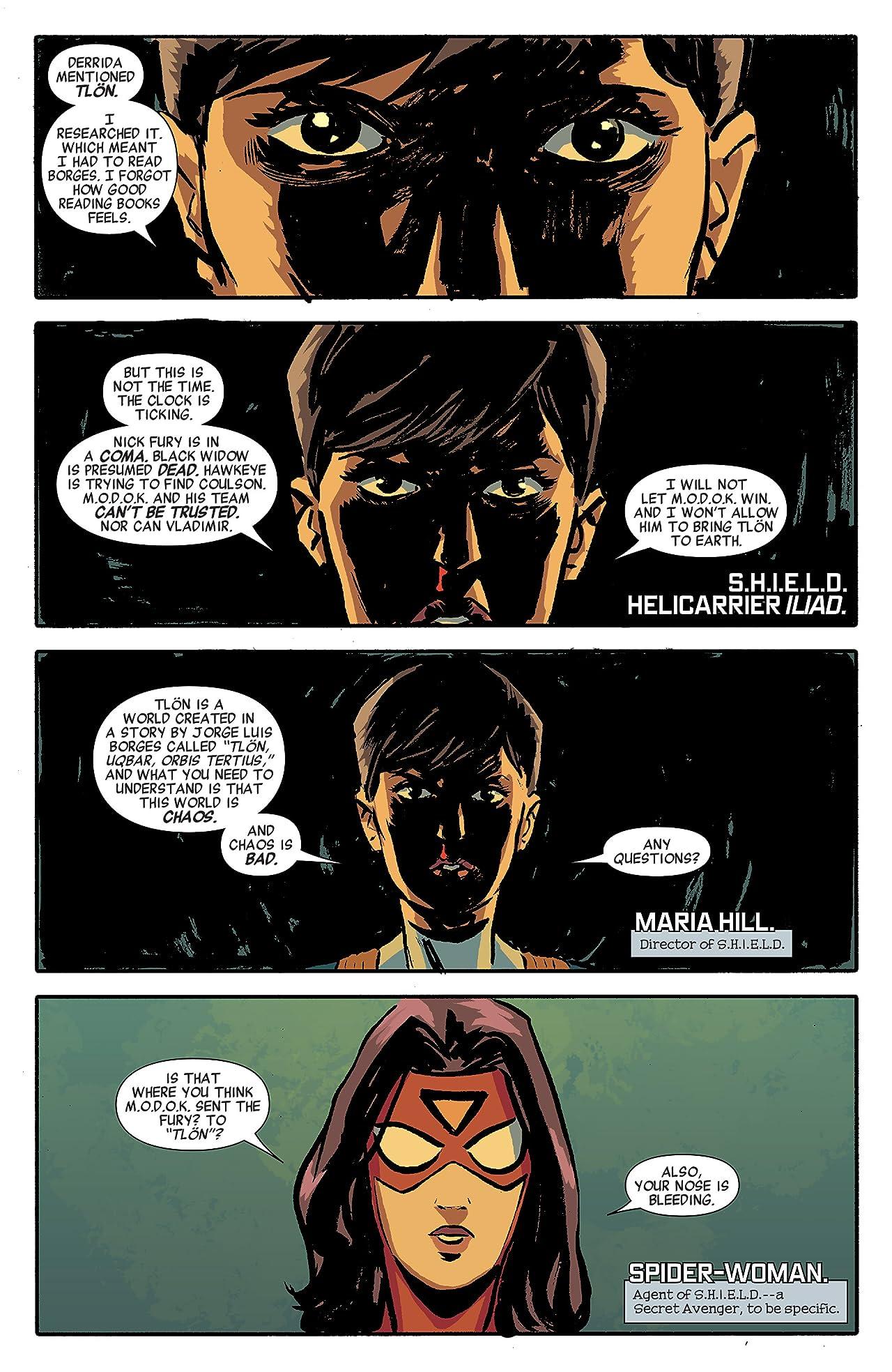 Secret Avengers (2014-2015) #9