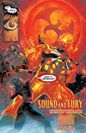 The Fury of Firestorm: The Nuclear Men (2011-2013) #2