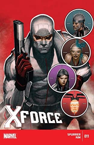 X-Force (2014-2015) #11