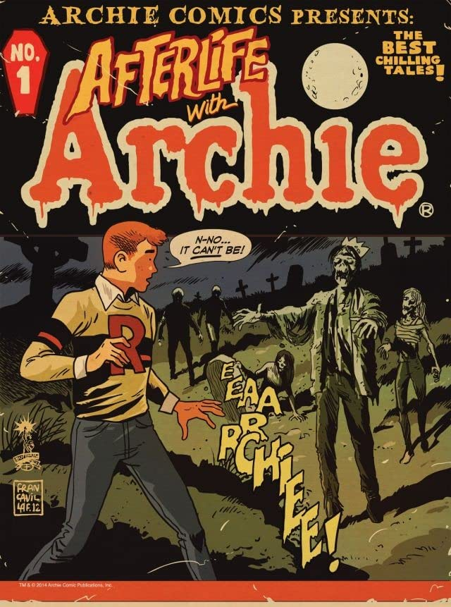 Afterlife With Archie Magazine No.1