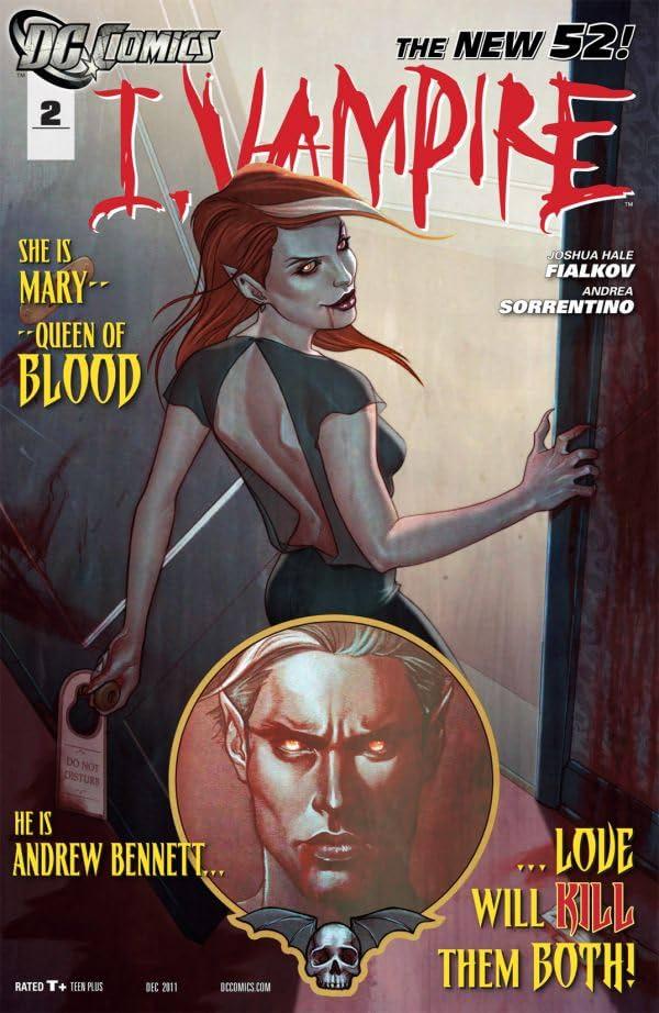 I, Vampire (2011-2013) #2