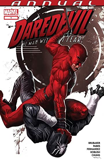 Daredevil (1998-2011) Annual #1