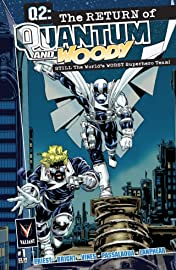 Q2: The Return of Quantum and Woody (2014) #1 (of 5): Digital Exclusives Edition