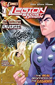 Legion: Secret Origin (2011-) #1 (of 6)
