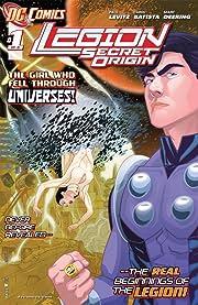 Legion: Secret Origin (2011-) #1