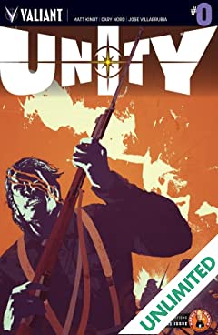 UNITY (2013- ) #0: Digital Exclusives Edition