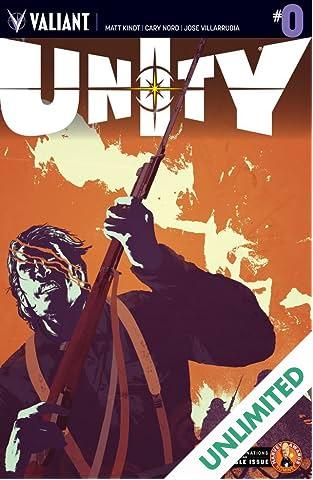 UNITY (2013- ) #0: Digital Exclusives Edition