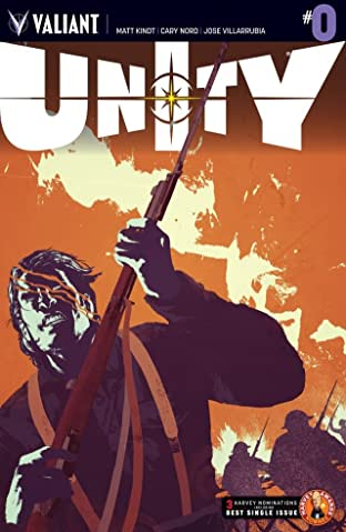 UNITY (2013- ) No.0: Digital Exclusives Edition