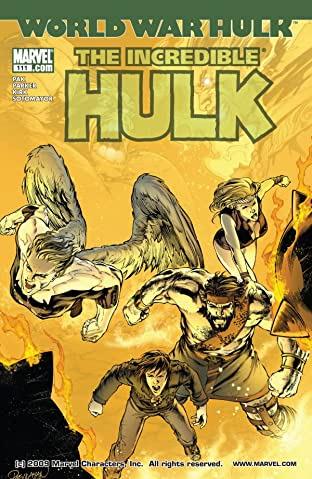 Incredible Hulk (1999-2007) #111