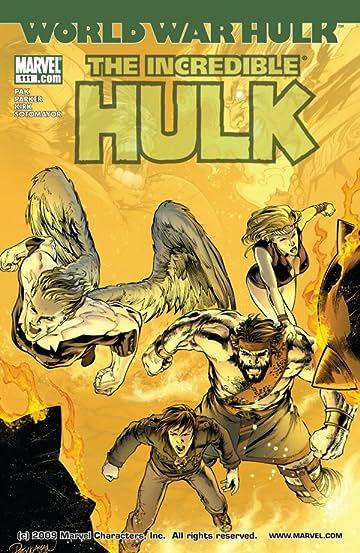 Incredible Hulk (1999-2007) #111
