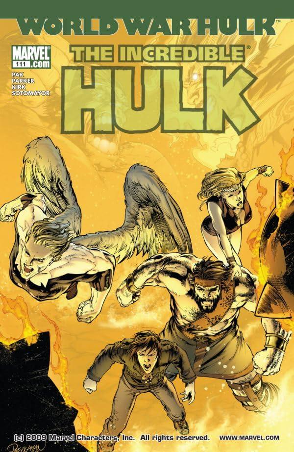 Incredible Hulk (1999-2008) #111