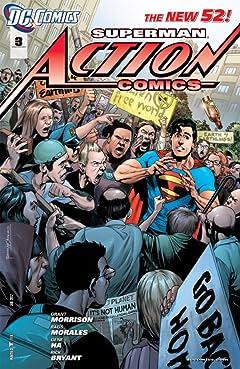 Action Comics (2011-2016) No.3