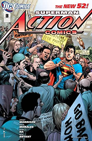 Action Comics (2011-2016) No.3
