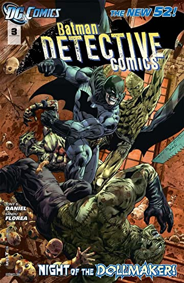 Detective Comics (2011-2016) #3