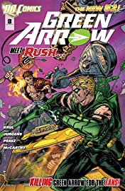 Green Arrow (2011-2016) #3