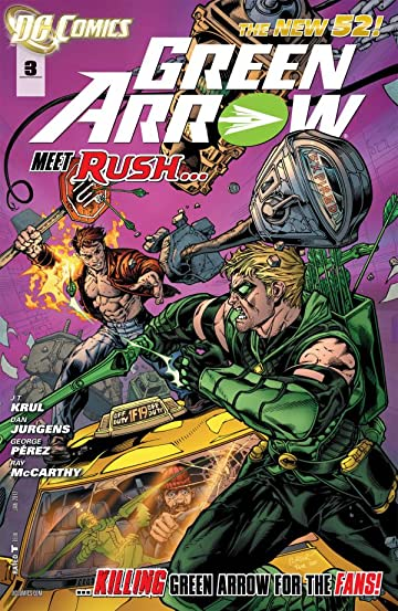 Green Arrow (2011-) #3