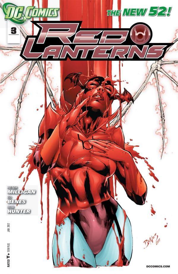 Red Lanterns (2011-2015) #3