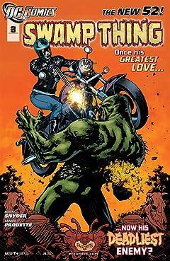 Swamp Thing (2011-2015) No.3