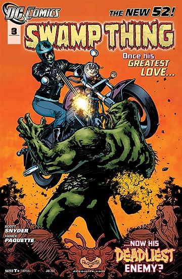 Swamp Thing (2011-2015) #3