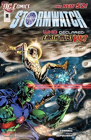 Stormwatch (2011-2014) #3