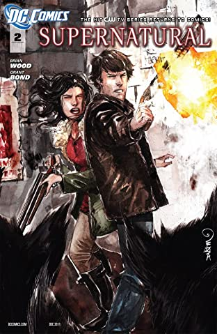 Supernatural (2011-2012) #2 (of 6)