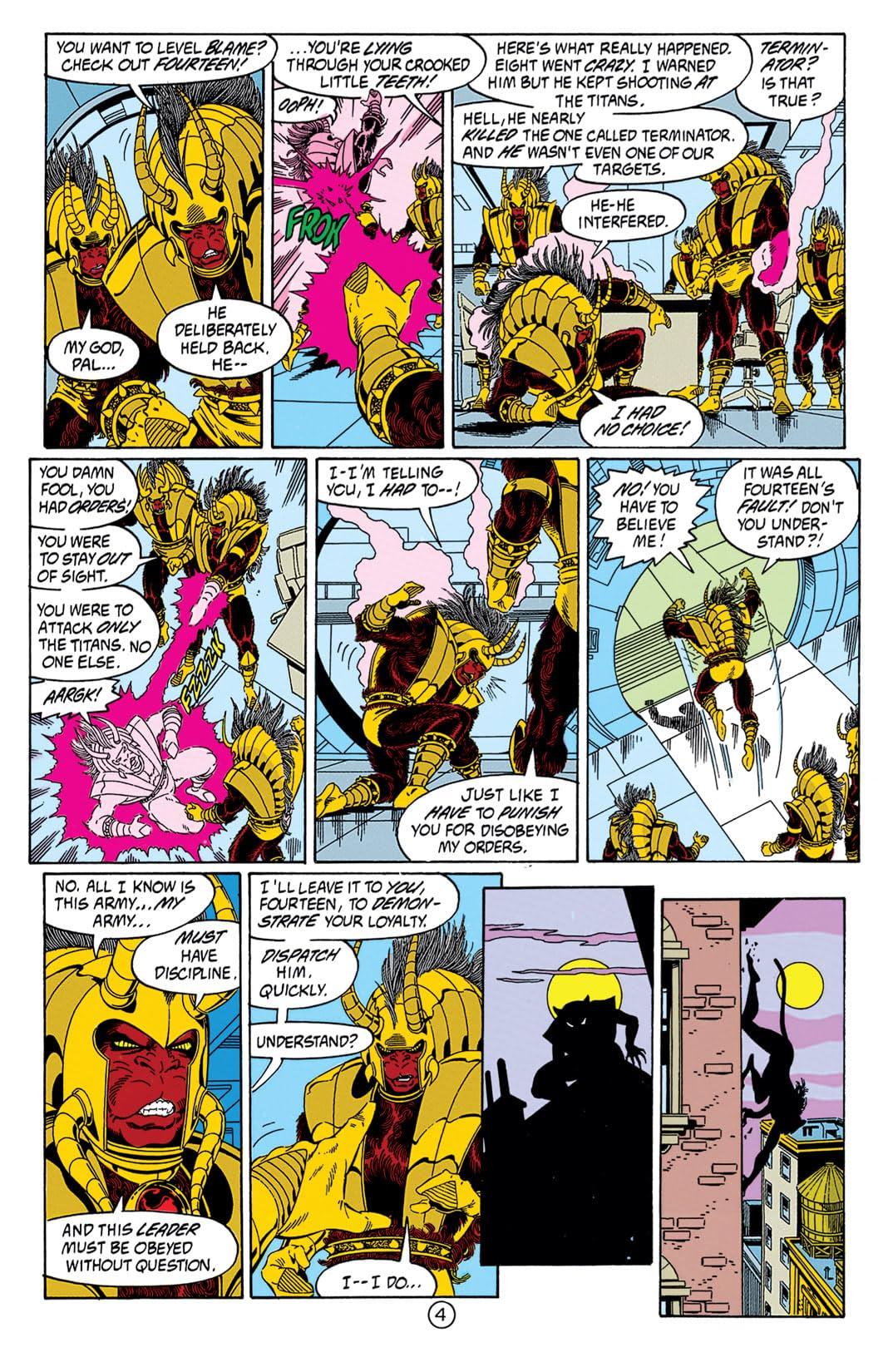 The New Titans (1984-1996) #74