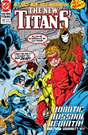 The New Titans (1984-1996) #77