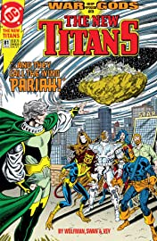 The New Titans (1984-1996) #81
