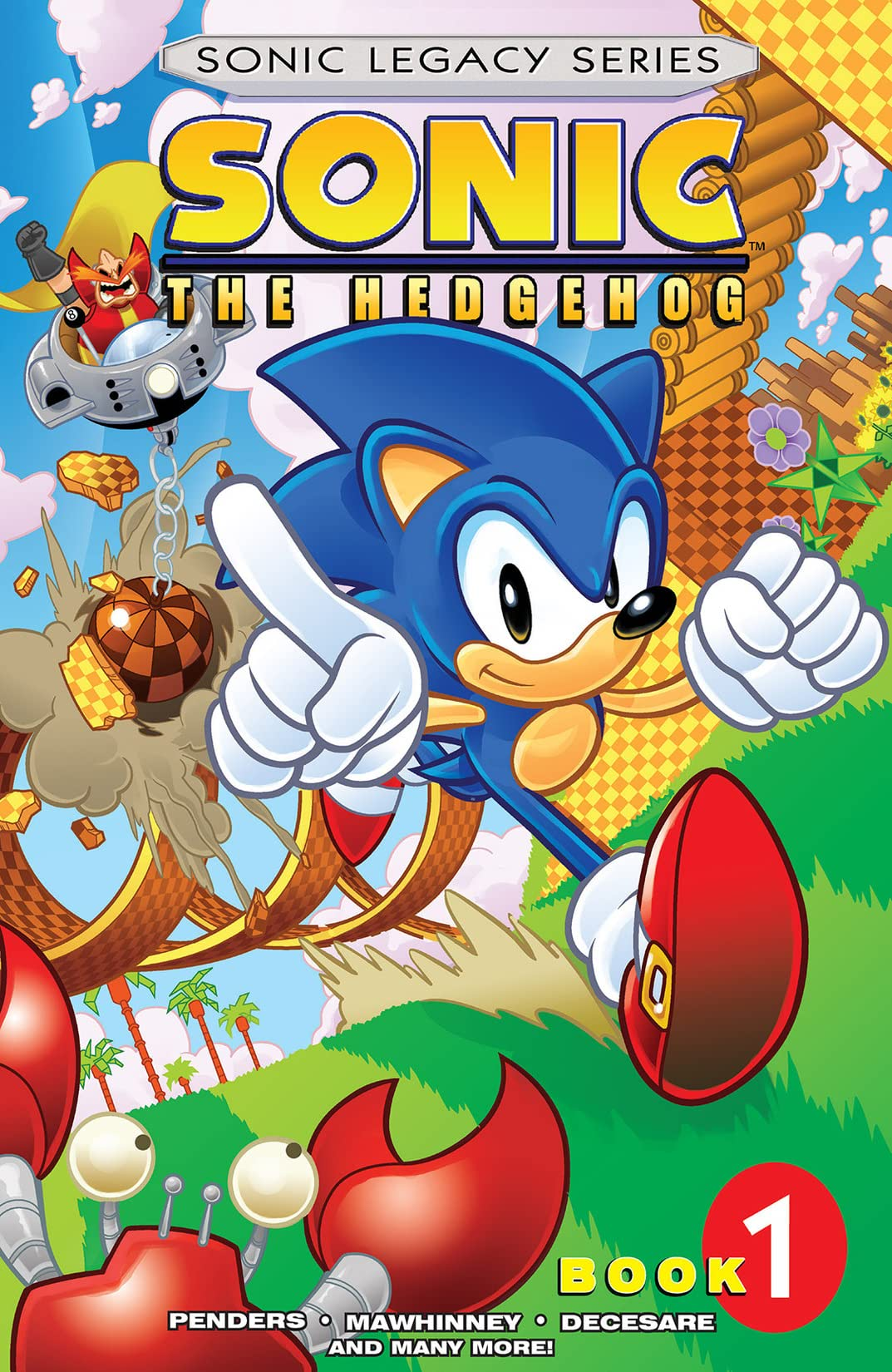 Sonic Legacy Series: Book 1