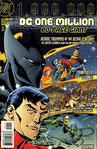 DC One Million 80-Page Giant No.1