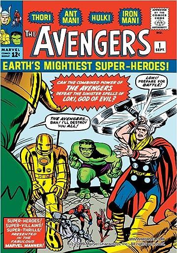 Avengers (1963-1996) #1