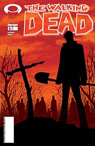 The Walking Dead No.6