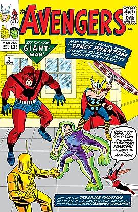 Avengers (1963-1996) #2