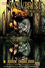 Wolverine: Origins Vol. 1: Born In Blood