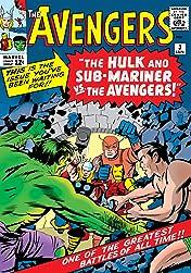 Avengers (1963-1996) #3